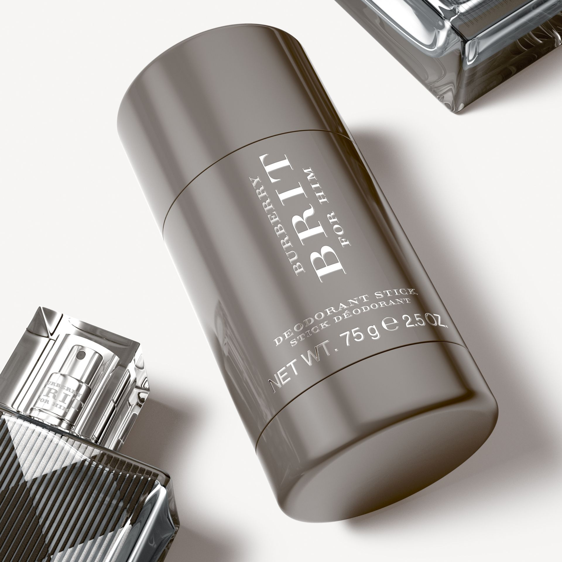 Burberry Brit For Him Deodorant Stick 75g in 75ml - Men | Burberry United Kingdom - gallery image 1