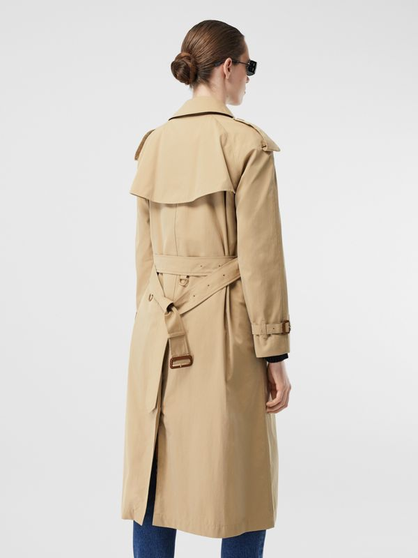 Trench coat Heritage The Westminster lungo (Miele) - Donna | Burberry - cell image 2