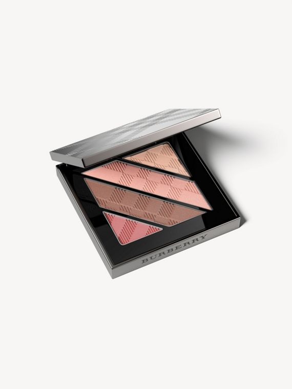 Complete Eye Palette – Rose No.10 (Rosa Pink)
