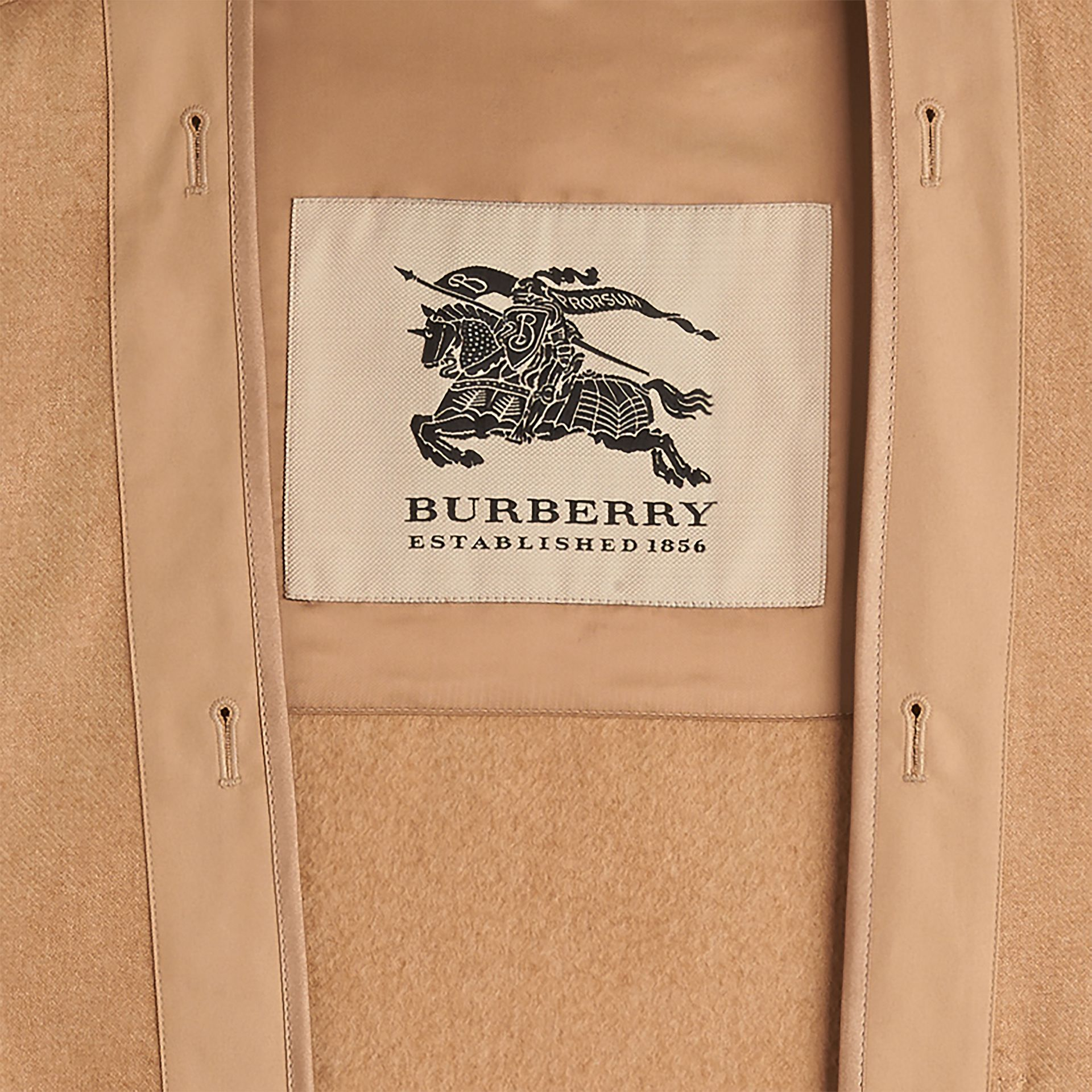 Kensington-fit Cashmere Heritage Warmer - Men | Burberry - gallery image 3