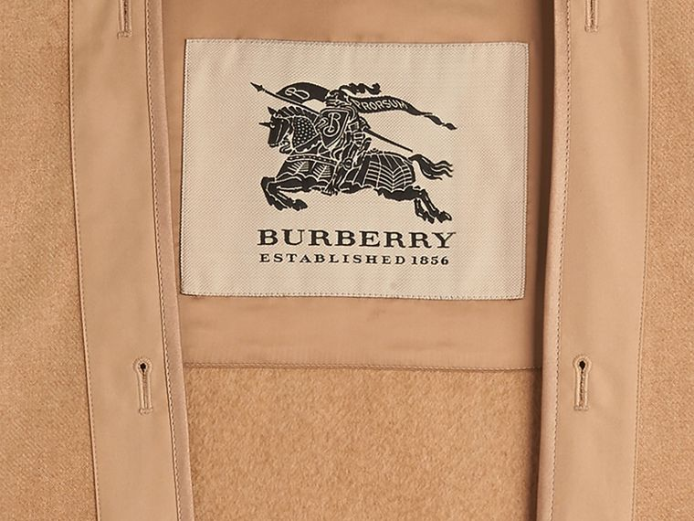 Kensington-fit Cashmere Heritage Warmer - Men | Burberry - cell image 2
