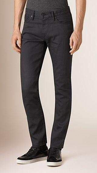 Slim Fit Japanese Selvedge Jeans