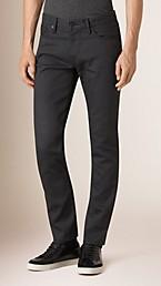 Slim Fit Japanese Selvedge Jeans
