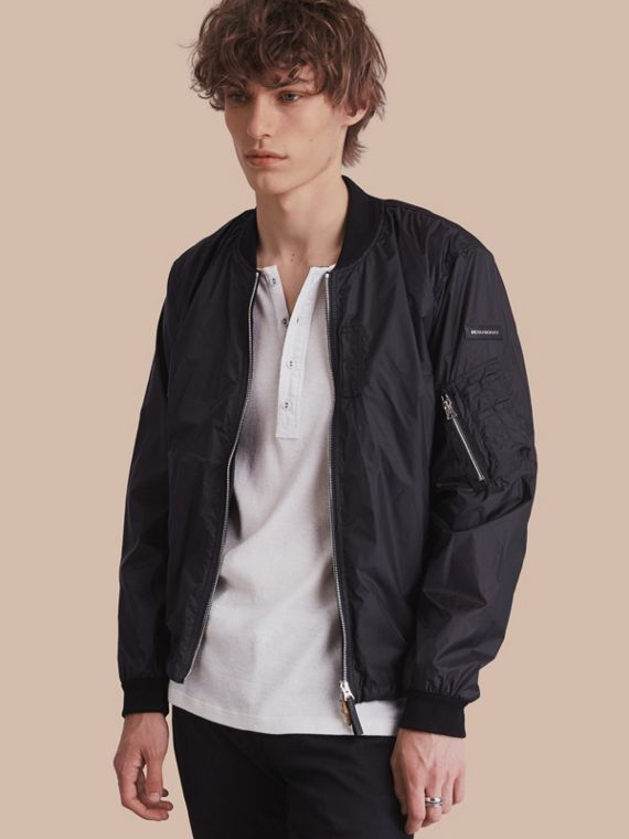 Veste bomber repliable