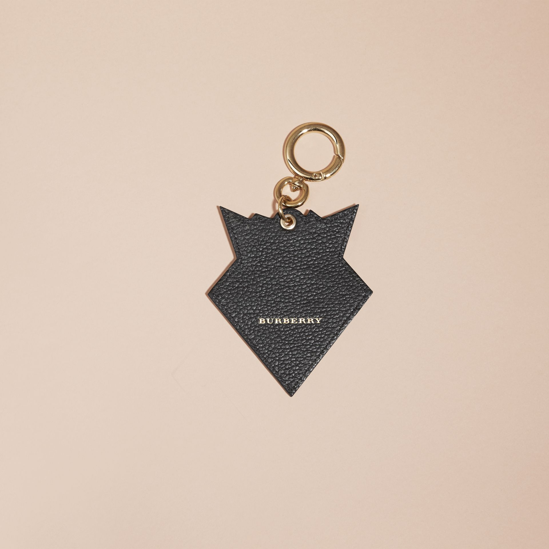 Passion Leather Key Charm - gallery image 2
