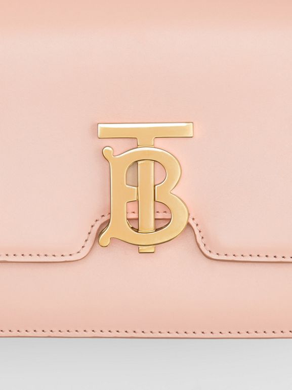 Small Leather TB Bag in Rose Beige - Women | Burberry - cell image 1