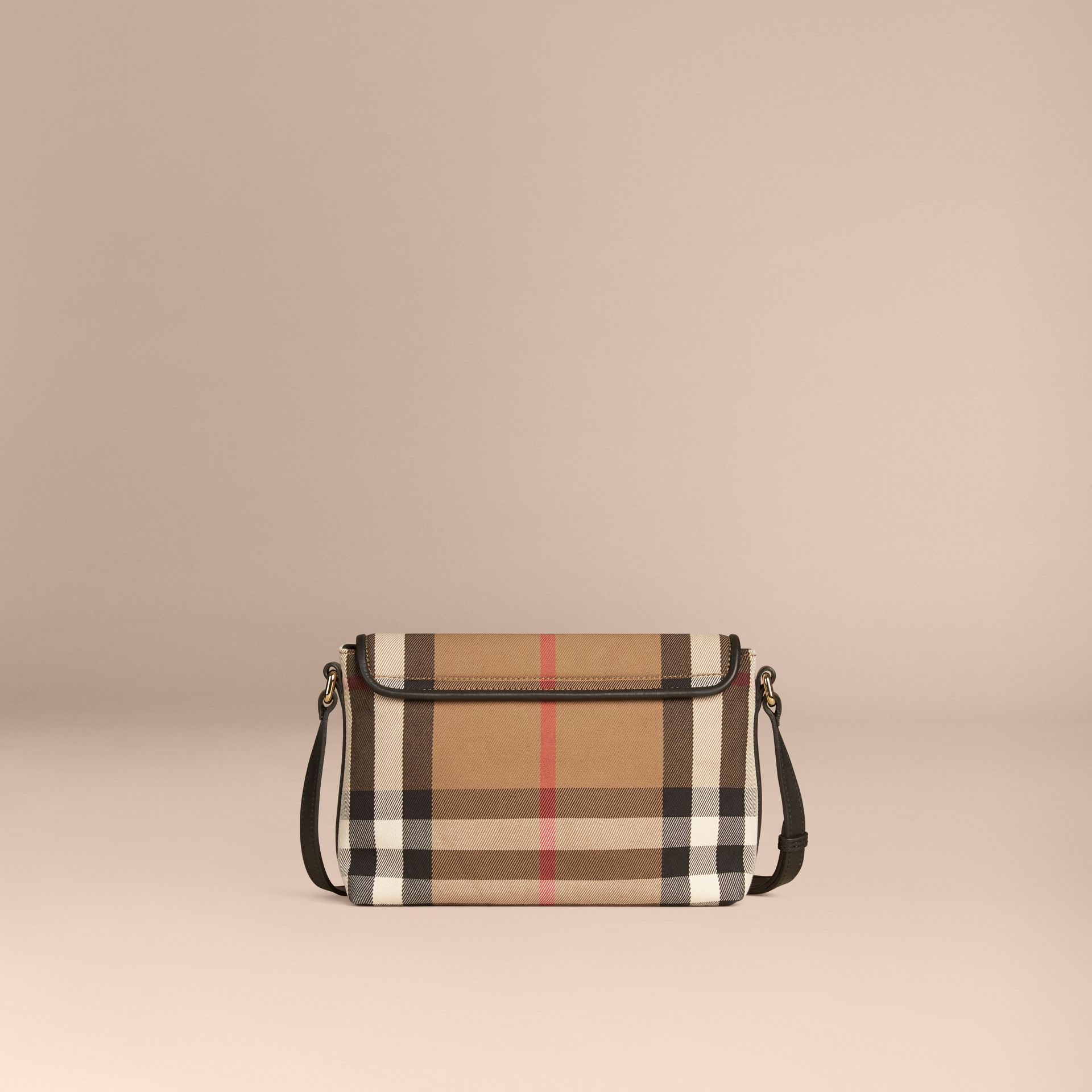 Black House Check Satchel - gallery image 3