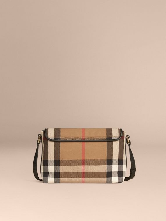 Black House Check Satchel - cell image 2