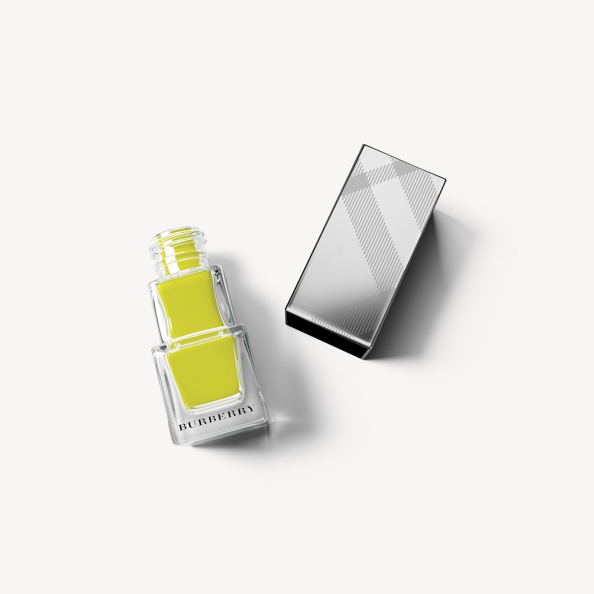 Nail Polish – Bright Citrus No.417 - Women | Burberry Australia - gallery image 0