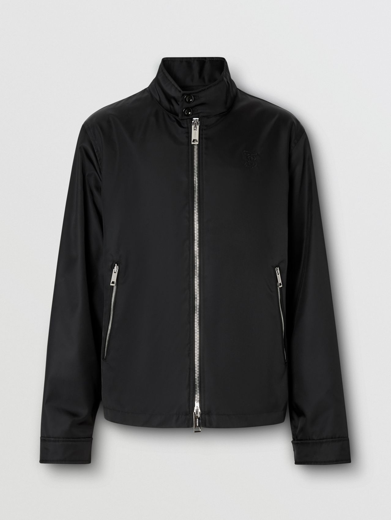 Monogram Motif ECONYL® Jacket in Black