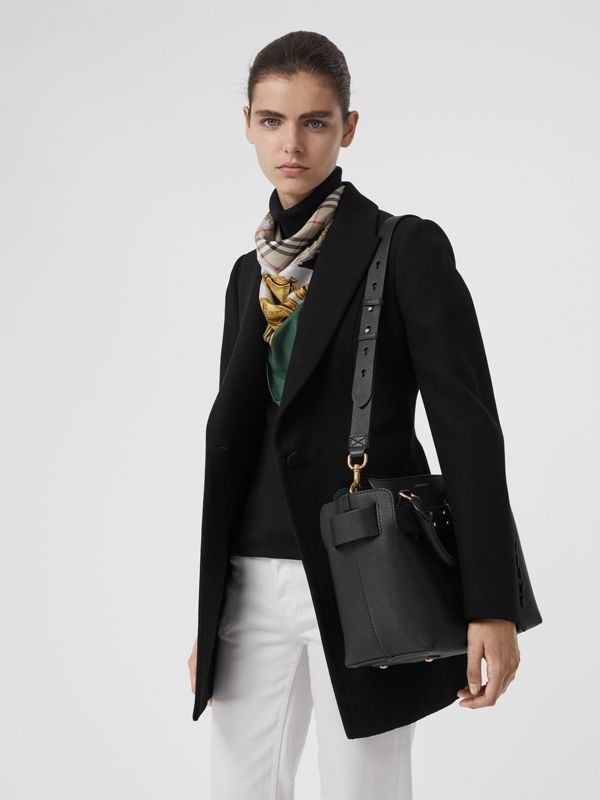 The Small Belt Bag aus Leder (Schwarz) - Damen | Burberry - cell image 3