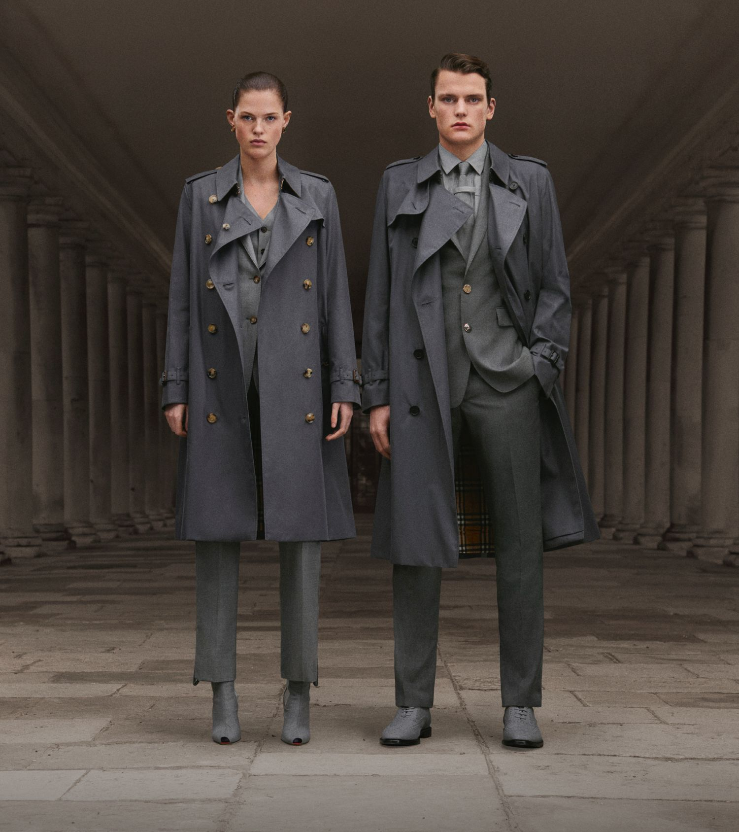 b67b46bf5f3 The Trench Coat | Burberry