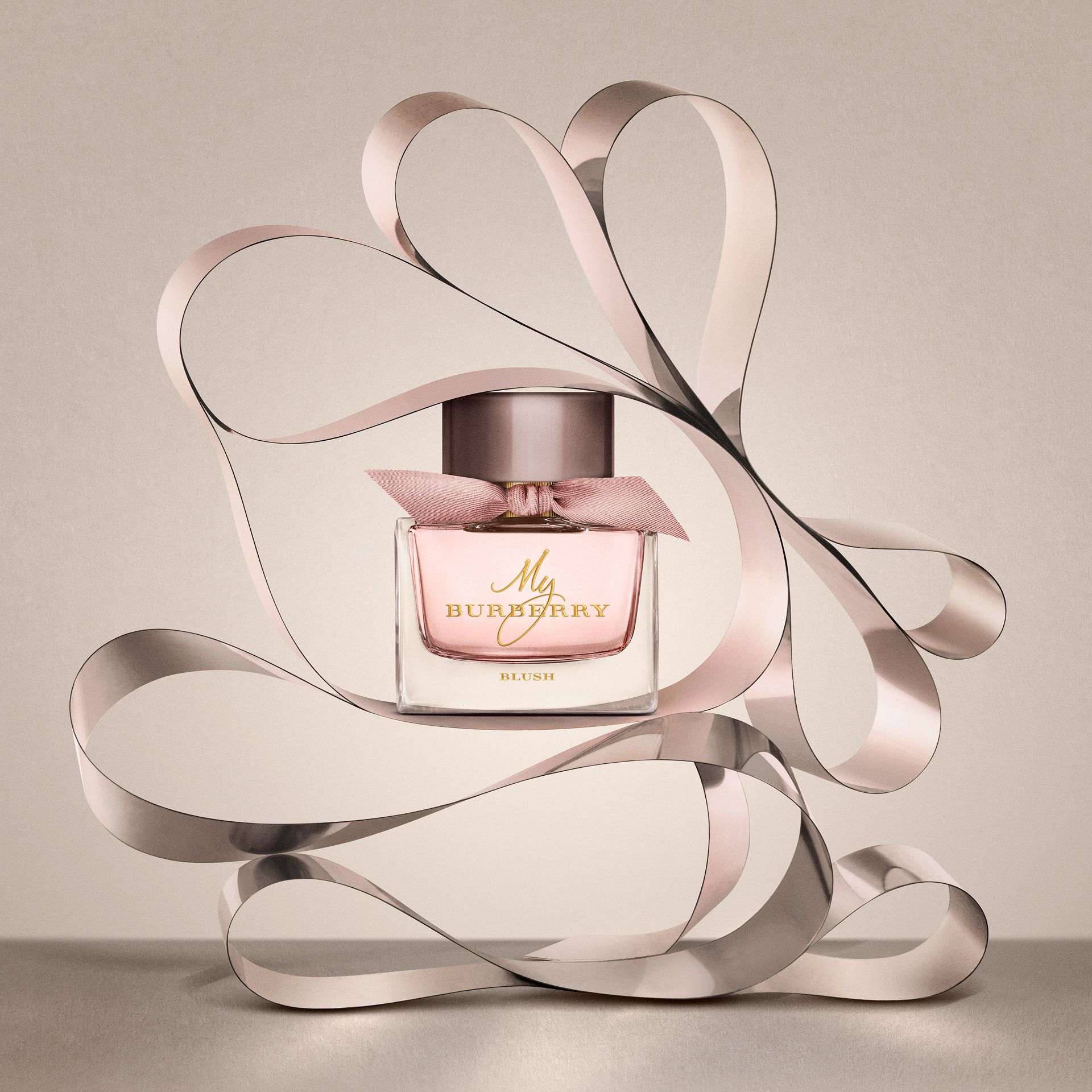 My Burberry Blush Eau de Parfum Festive Luxury Set in No Colour - Women | Burberry - gallery image 1