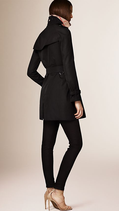 Honey The Westminster - Mid-Length Heritage Trench Coat - Image 2
