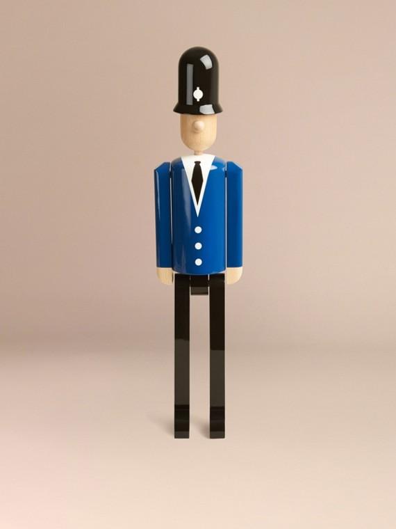 Multicolore Marionnette en bois à l'effigie du Bobby en édition limitée - cell image 3