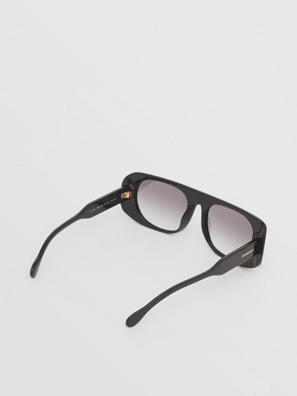 "Sonnenbrille ""Blake"" (Schwarz) | Burberry - cell image 3"