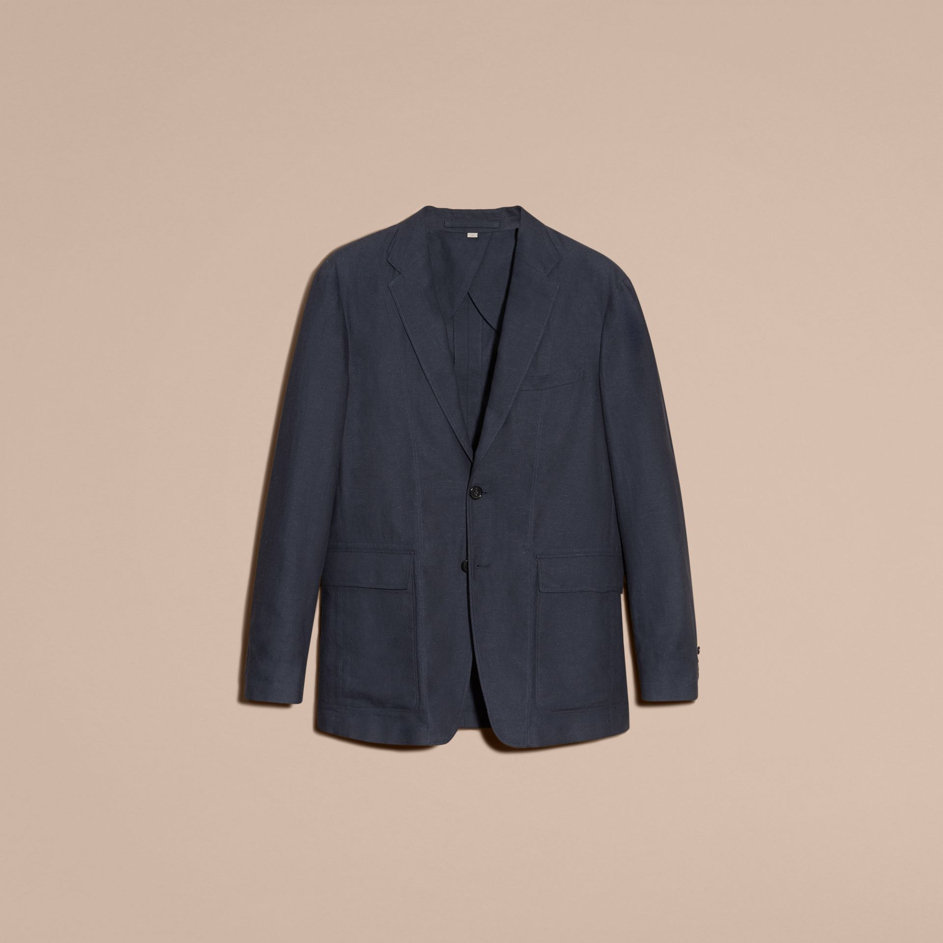 Cotton Blazer - gallery image 4