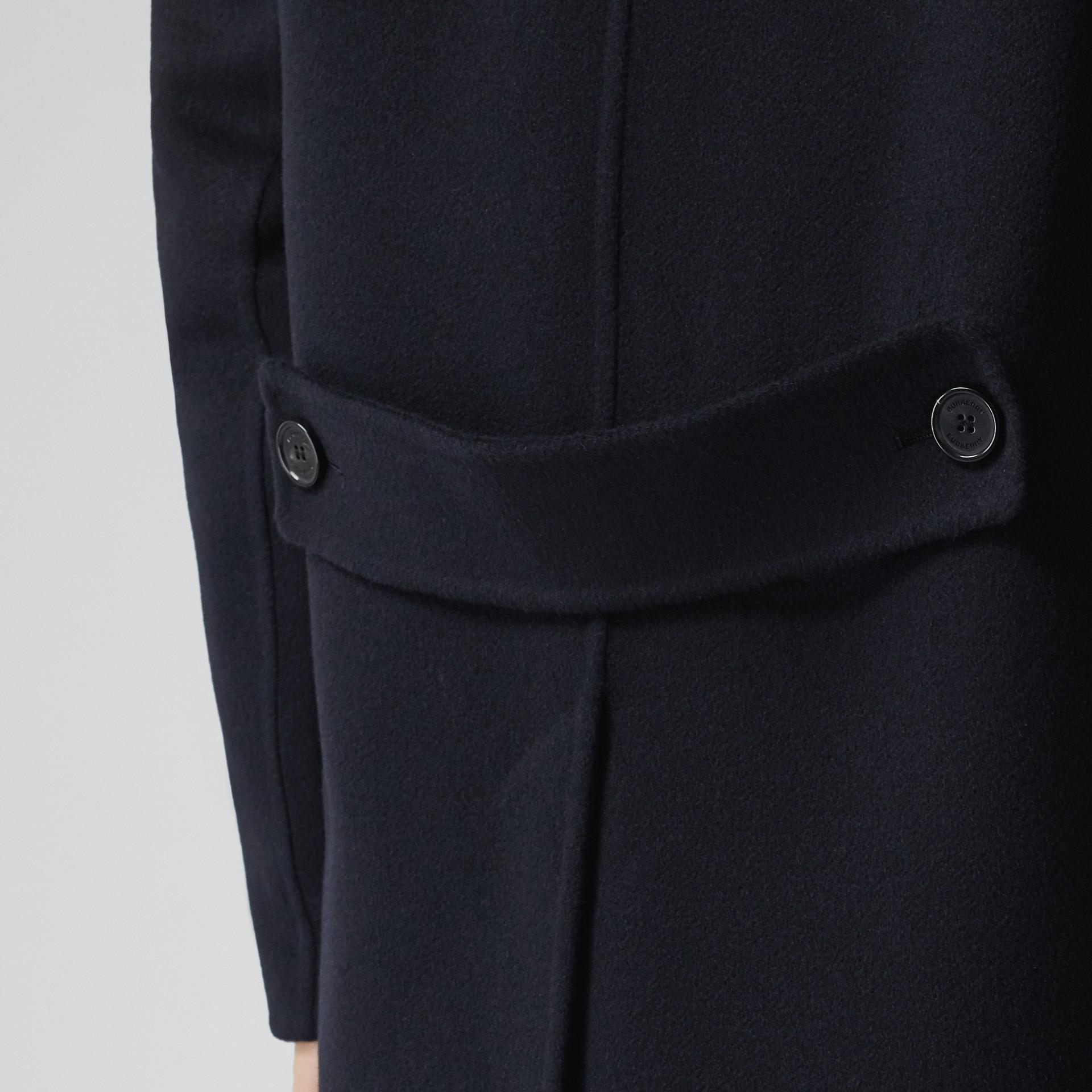 Пальто Lab Coat из кашемира (Темно-синий) - Для мужчин | Burberry - изображение 5