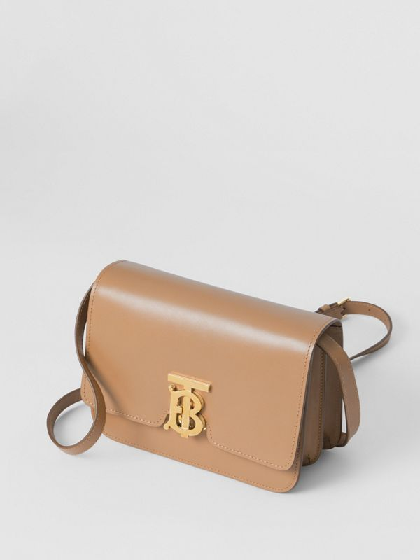 Small Leather TB Bag in Light Camel - Women | Burberry Hong Kong - cell image 2