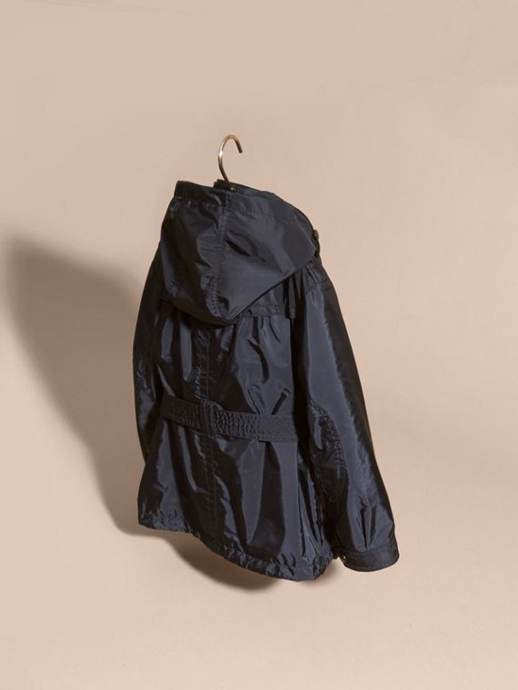 Hooded Parka with Down-filled Warmer - cell image 3