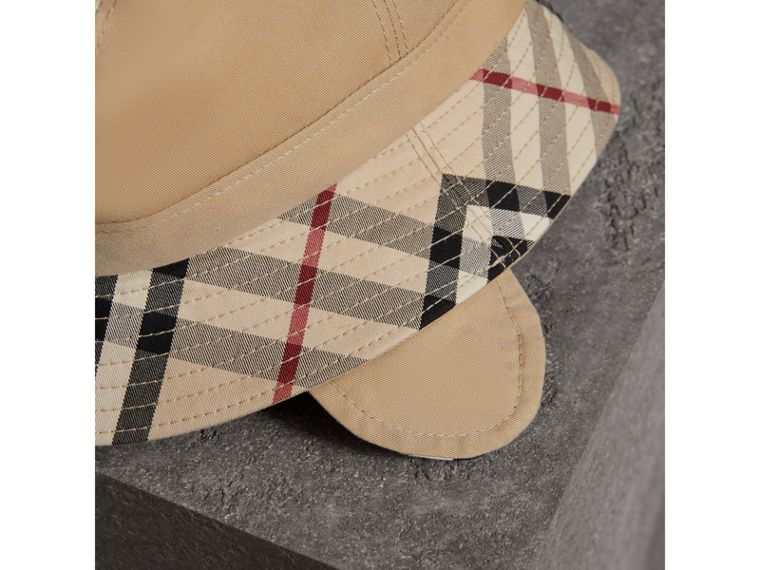 Gosha x Burberry Bucket Hat in Honey | Burberry - cell image 1