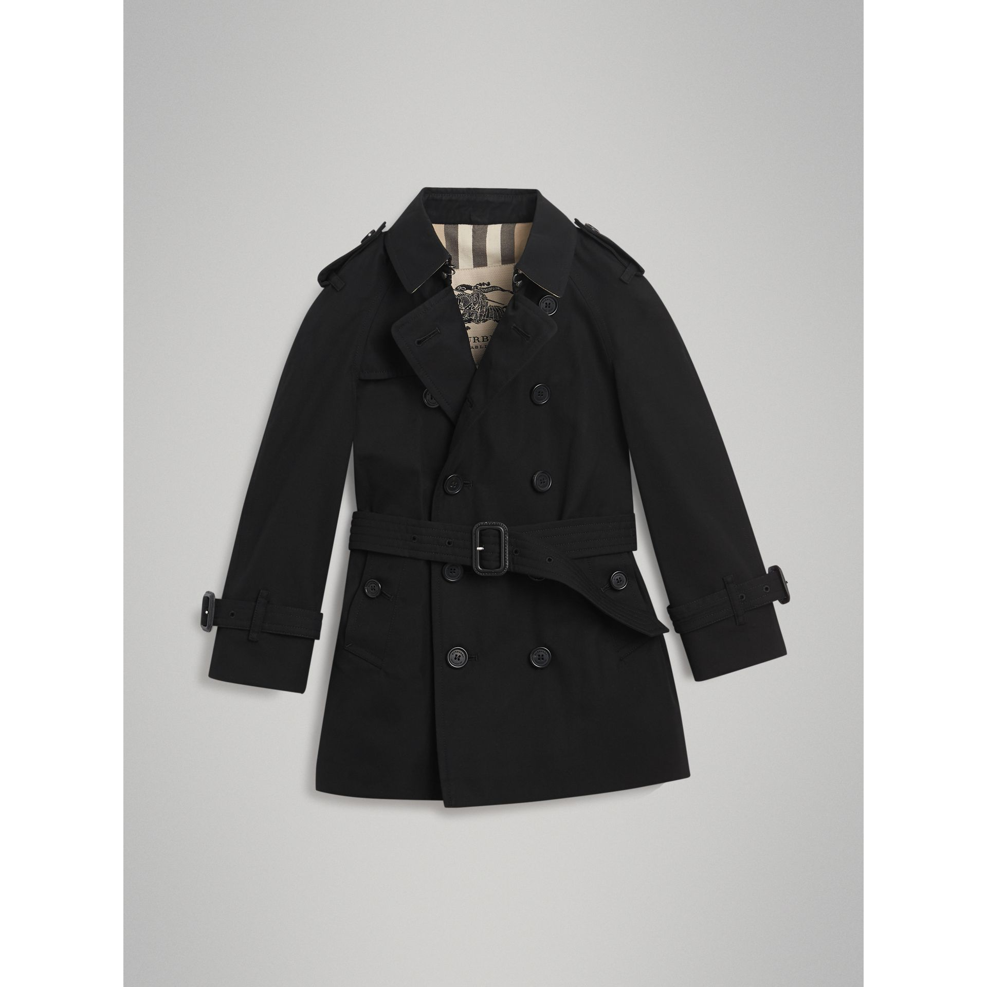 Trench coat The Wiltshire (Nero) | Burberry - immagine della galleria 3