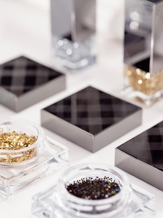 Silver glitter 453 Nail Polish – Silver Glitter No.453 - cell image 3
