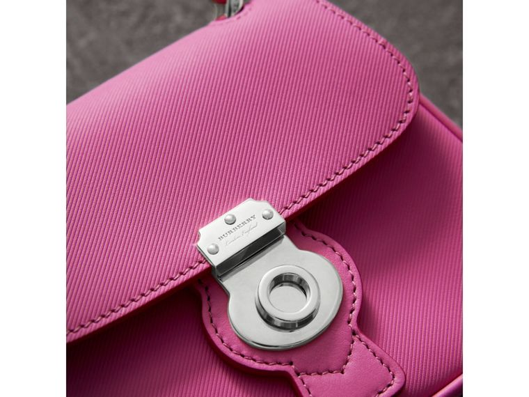 The Mini DK88 Top Handle Bag in Rose Pink - Women | Burberry Canada - cell image 1