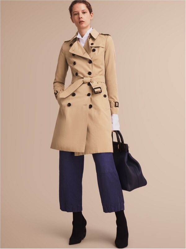 The Chelsea - Trench coat Heritage lungo