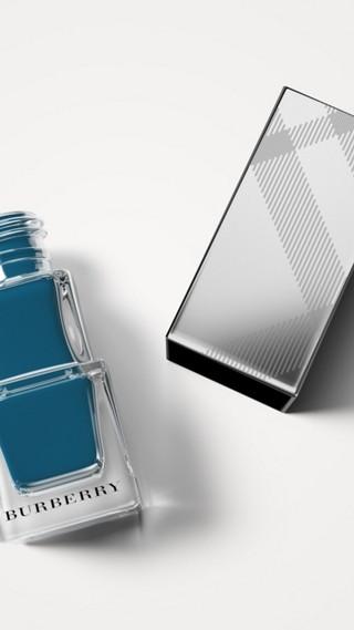 Nail Polish - Teal Blue No.427