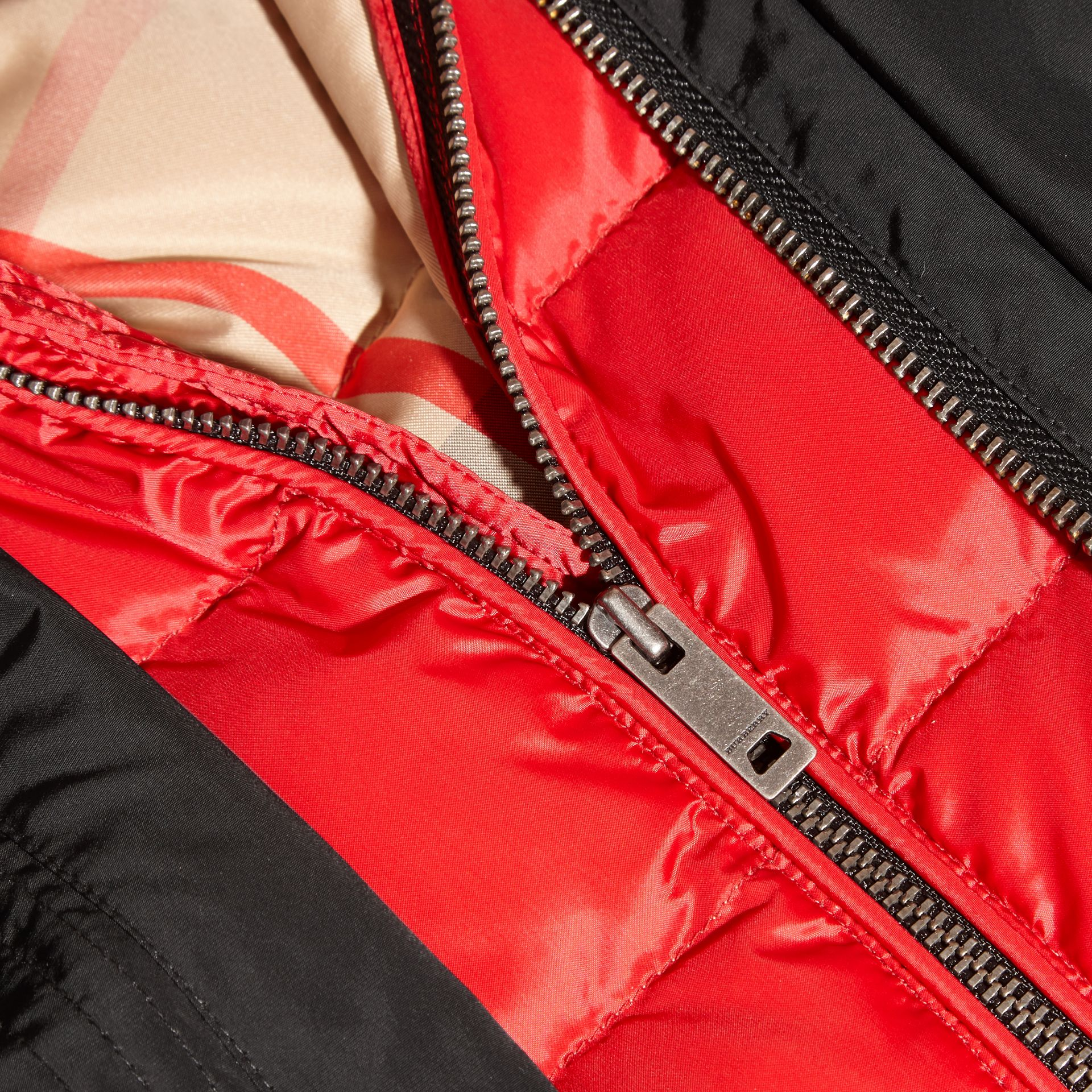 Showerproof Field Jacket with Detachable Down-filled Warmer - gallery image 2