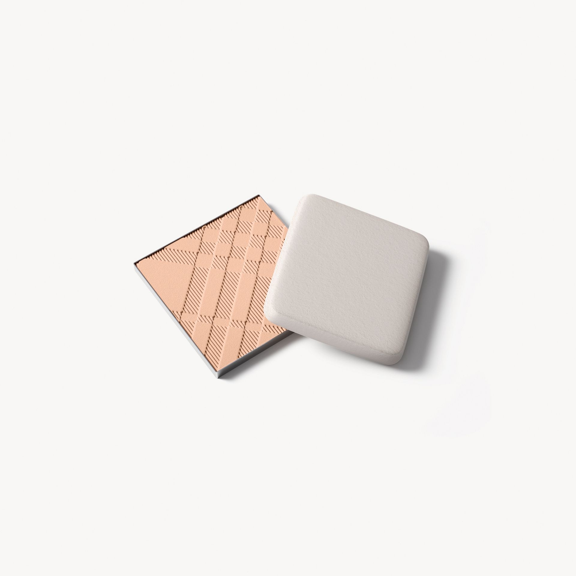 Bright Glow Compact SPF 25 PA +++ Refill – Rosy Nude No.31 - Women | Burberry United Kingdom - gallery image 0