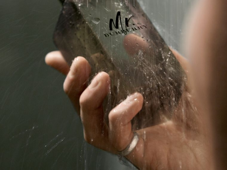 Mr. Burberry Body Wash 250ml | Burberry Singapore - cell image 1