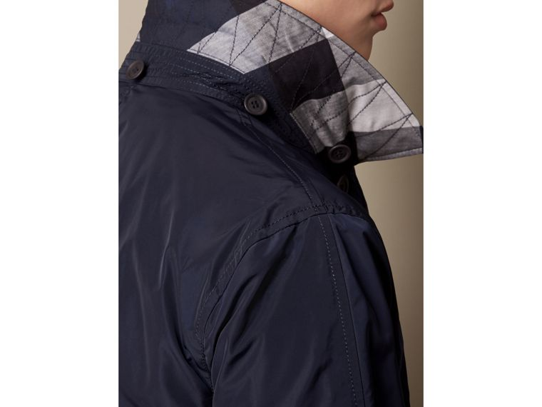 Technical Fabric Detachable Hood Jacket - Men | Burberry - cell image 2