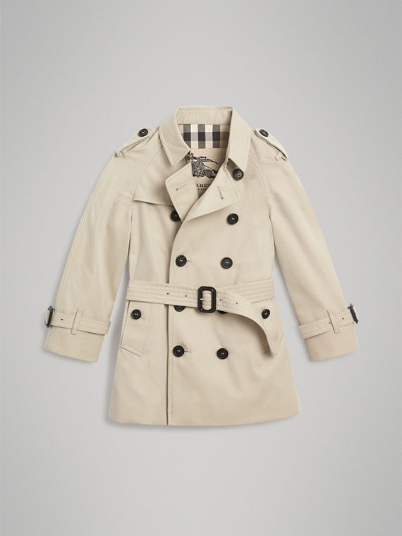 The Wiltshire Trench Coat in Stone - Boy | Burberry - cell image 3