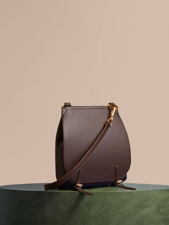 The Small Bridle Bag in Leather