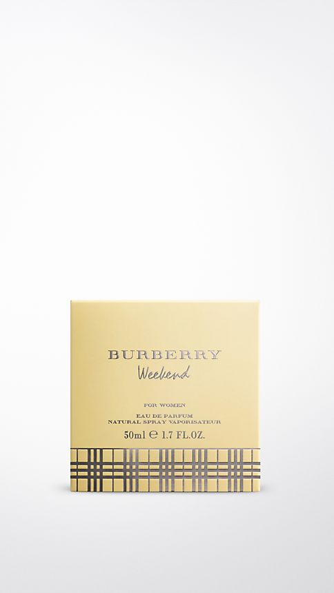 50ml Burberry Weekend Eau de Parfum 50ml - Image 2