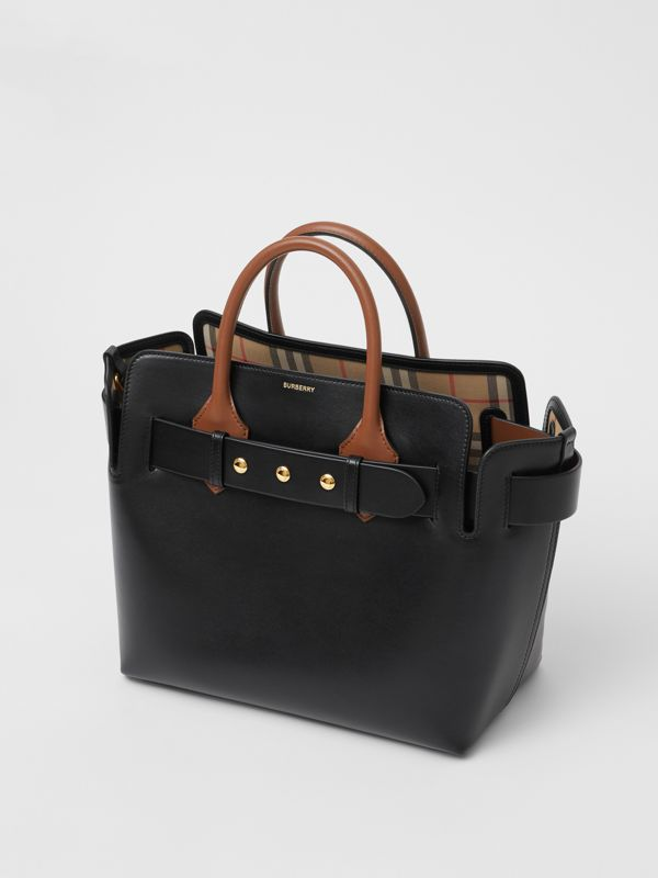 The Small Belt Bag aus Leder mit Ziernieten (Schwarz) - Damen | Burberry - cell image 3