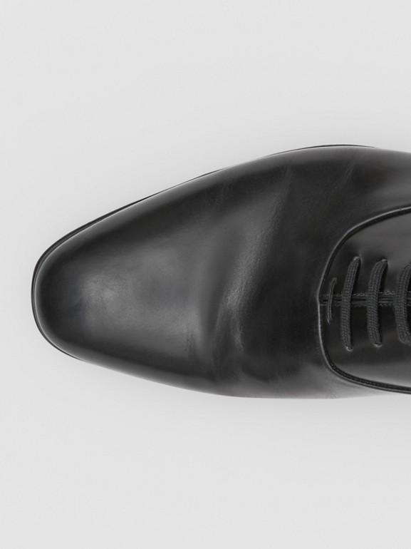 レザー・オックスフォードシューズ (ブラック) - メンズ | バーバリー - cell image 1