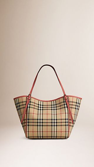 Bolso Canter pequeño de checks Horseferry