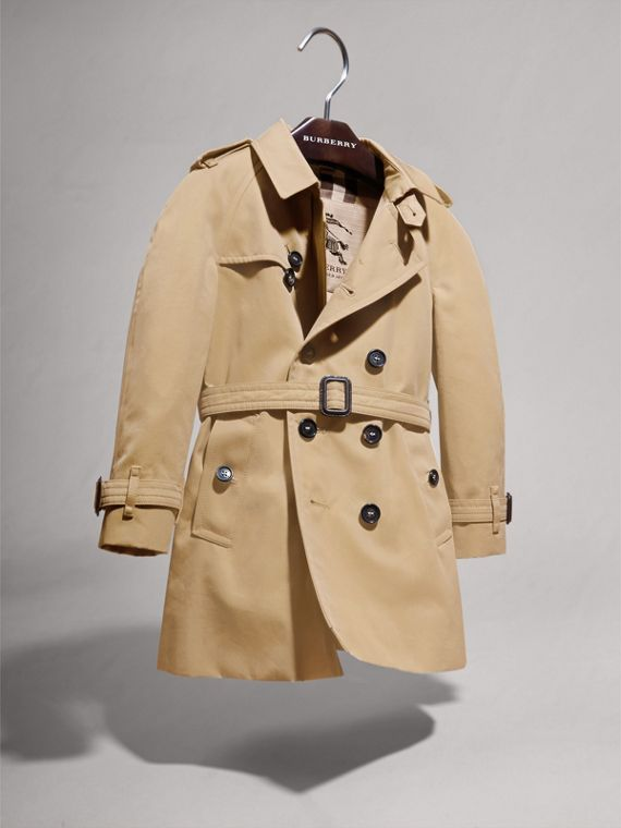 Trench coat Wiltshire – Trench coat Heritage (Miel) | Burberry - cell image 2