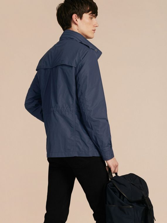 Navy Showerproof Field Jacket - cell image 2