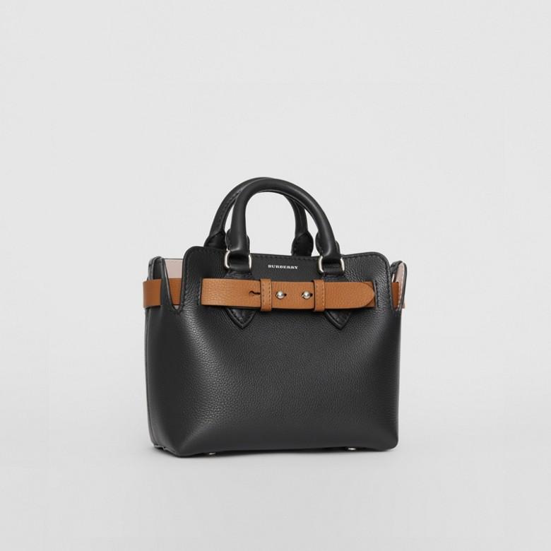 Burberry - Mini sac TheBelt en cuir - 4