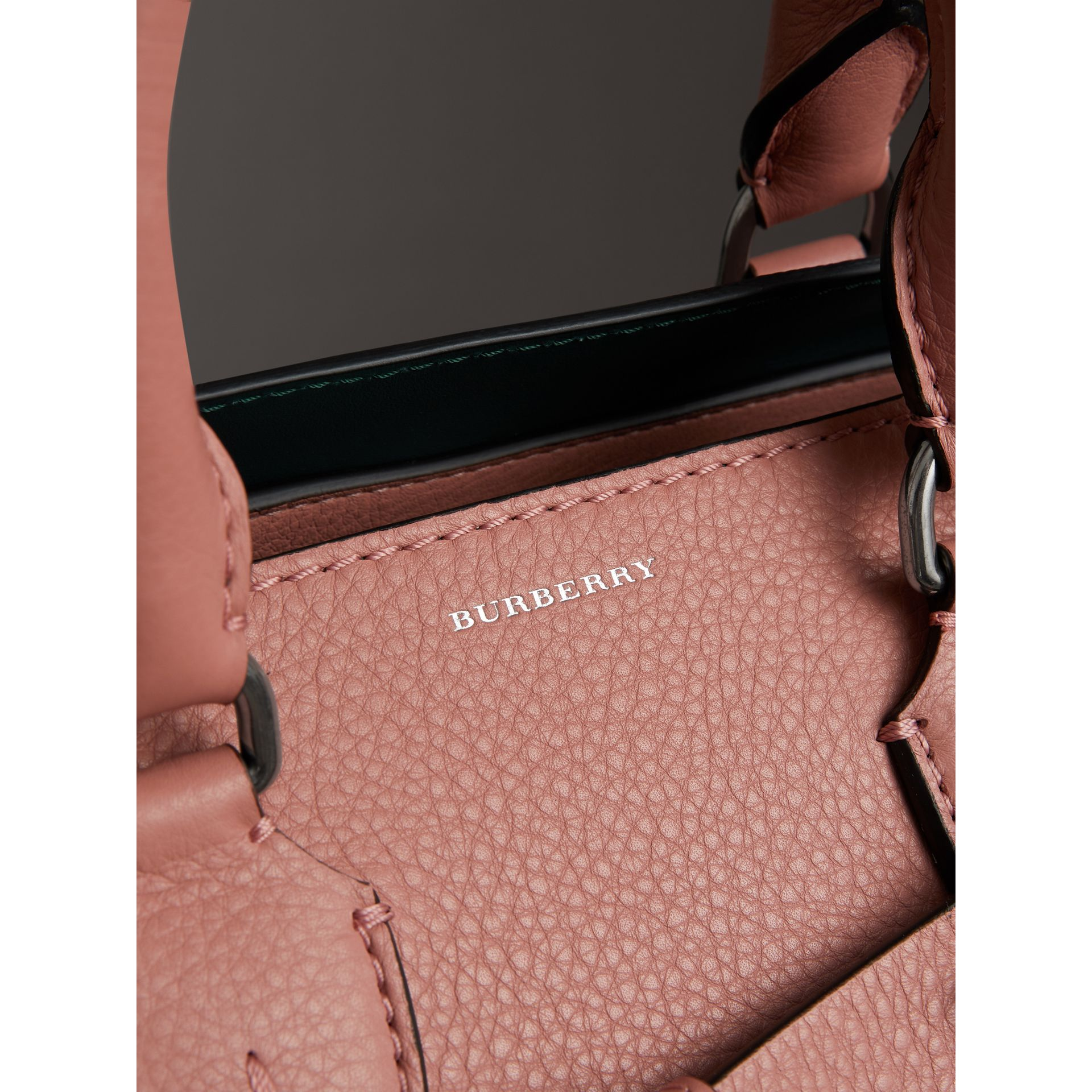 The Small Belt Bag aus Leder (Altrosenfarben) - Damen | Burberry - Galerie-Bild 1