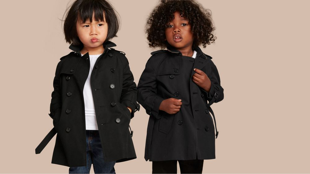Trench-coats enfant
