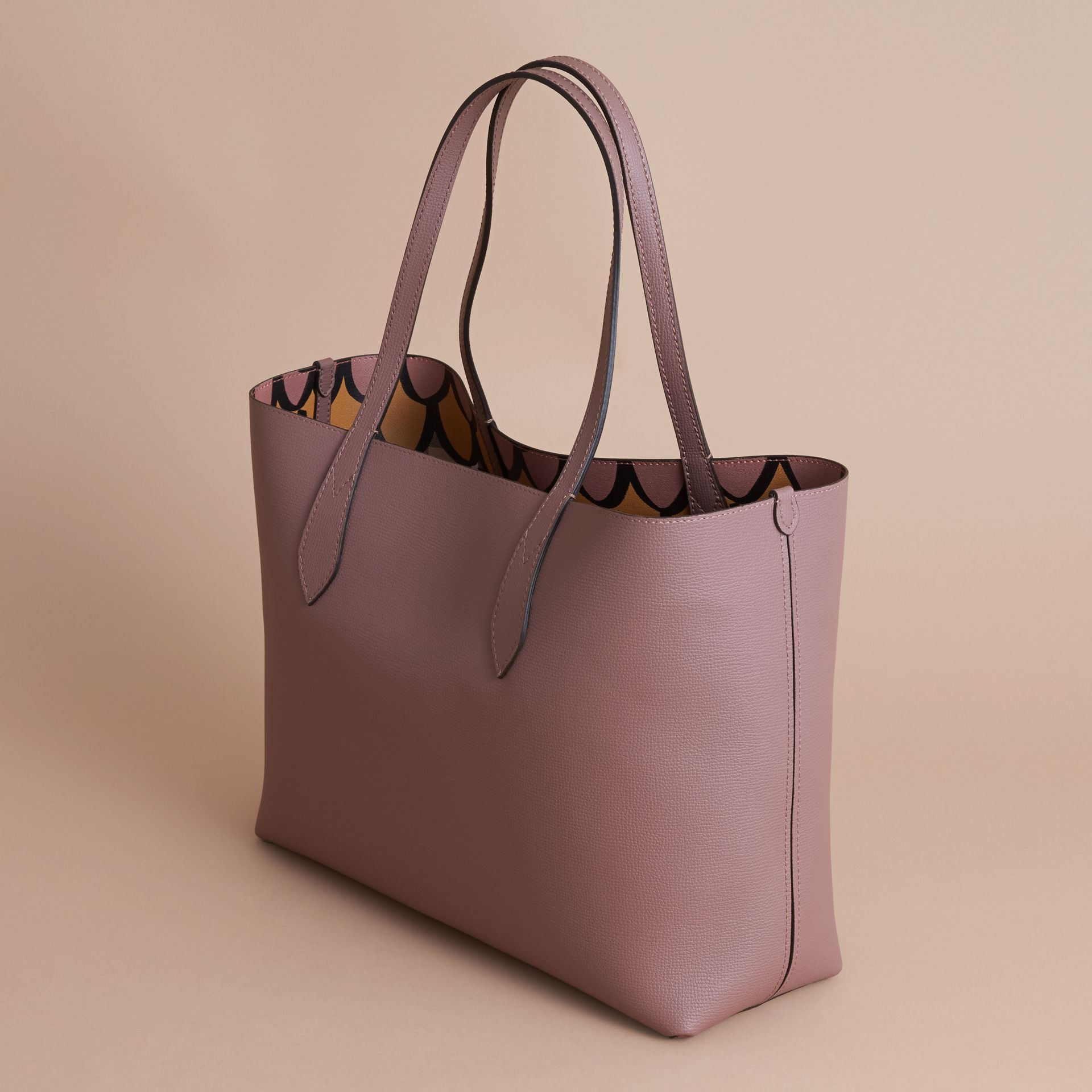 The Medium Reversible Tote in Trompe L'oeil Print - gallery image 5