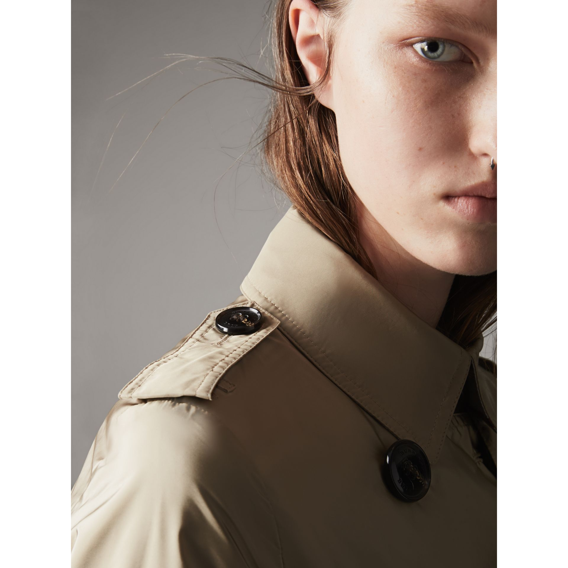 Lightweight Trench Coat - Women | Burberry - gallery image 2