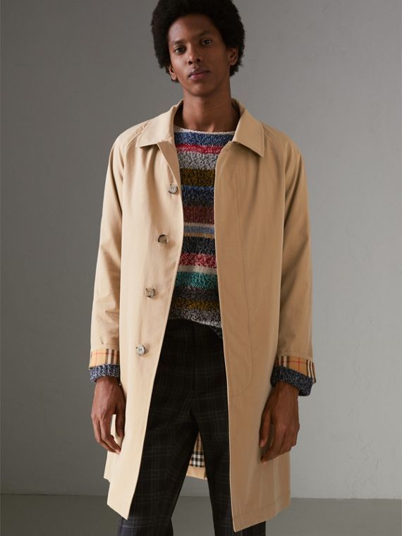 Car Coat The Camden (Miel)