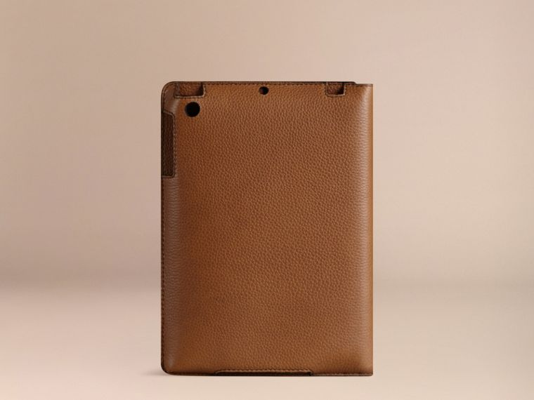 Tan Grainy Leather iPad Mini Case Tan - cell image 2
