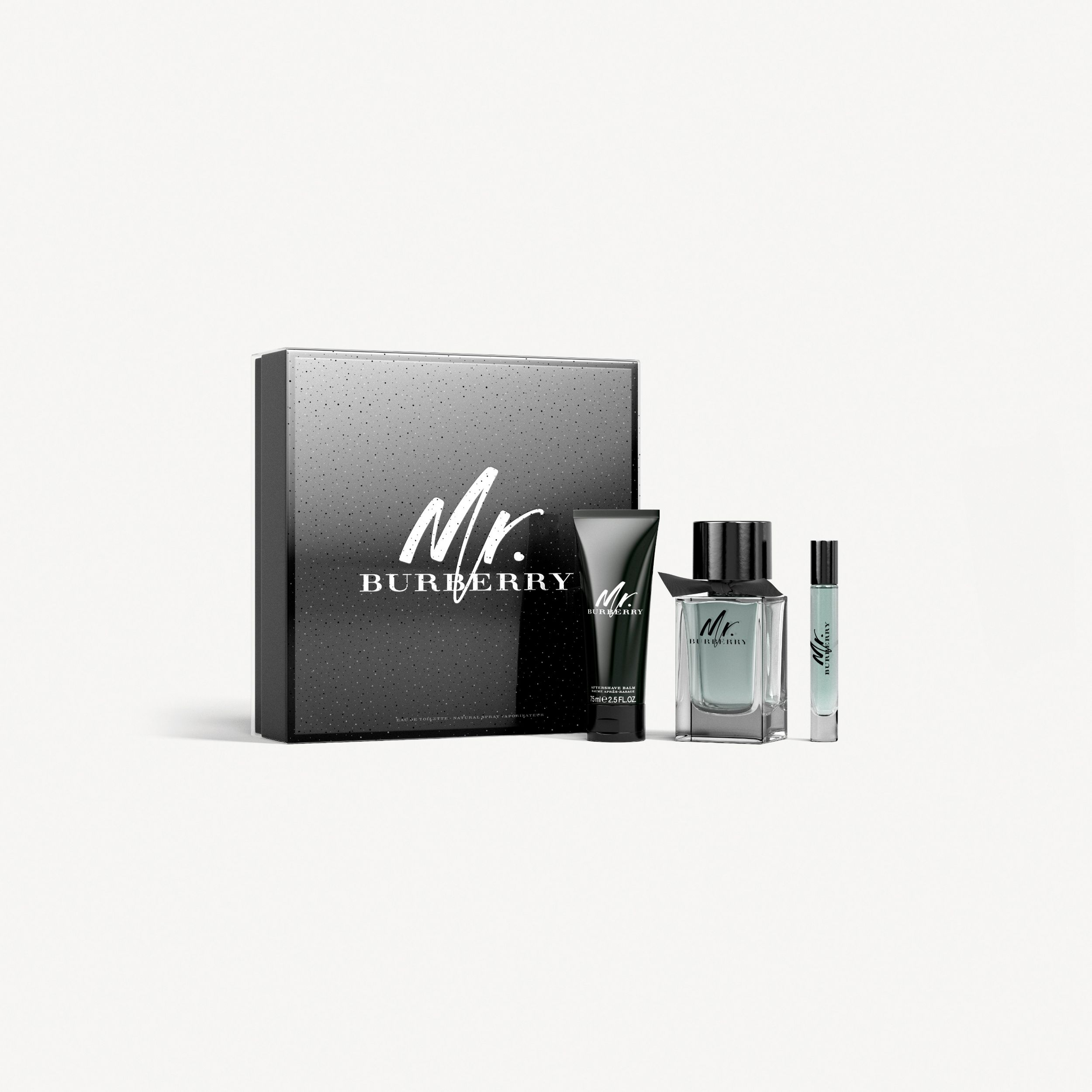 Mr. Burberry Eau de Toilette Luxury Set in No Colour - Men | Burberry - 1